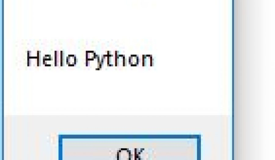 Using UI Path to Invoke Scripting language – Python Script
